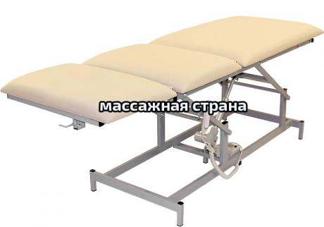 Массажный стол Профи 1.1 люкс с электроприводом